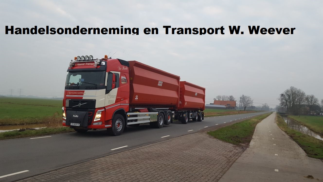 Handelsonderneming en Transport W. Weever