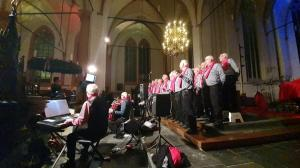 Recht Deur Zee Kerst in oud Kampen 2019